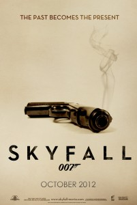 Skyfall was an amazing James Bond film.