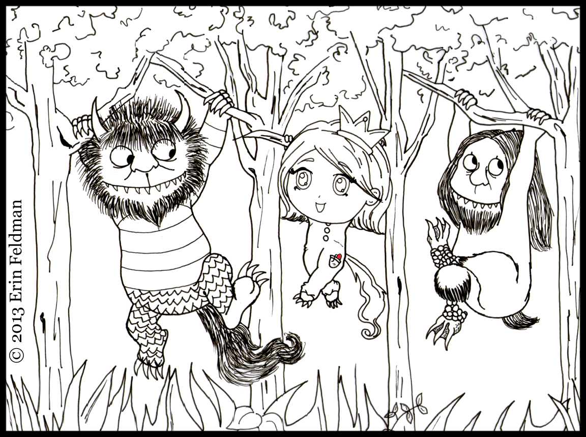 Write Right and the Wild Things