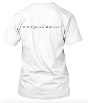 Write Right Colors Shakespeare 2
